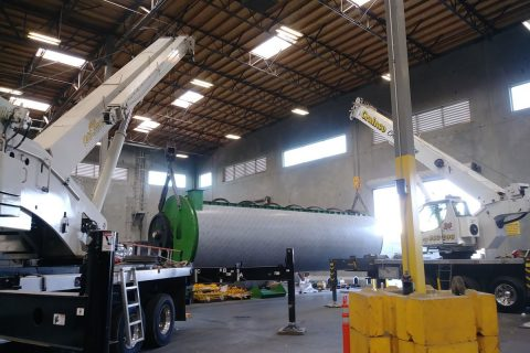 Dual-lift Crane - Crainco INc.