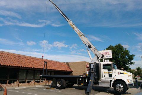 19-ton Boom Truck - Crainco Inc.