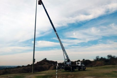 30-ton Boom Truck Crane - Crainco Inc.