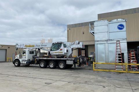 Crane for HVAC Systems - Crainco. Inc.