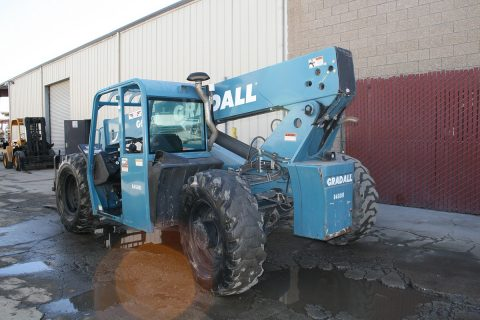 Gradall Forklift - Crainco Inc.
