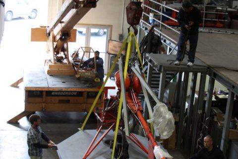 Broderson Carry Deck Crane - Crainco Inc.