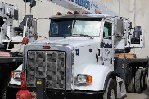 Truck-Mounted Craine - Crainco Inc.