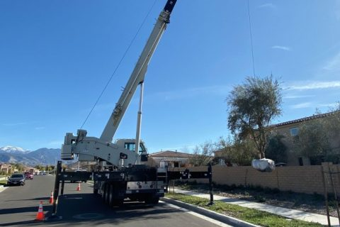 Reliable Crane Services - Crainco Inc.