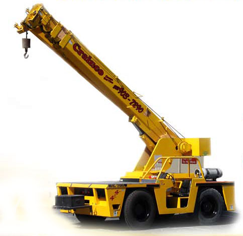 Carry Deck Crane 2 5 Ton Drott 85rm2 5 Ton Carry Deck