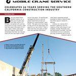 Crainco Featured in CalContractor Mag