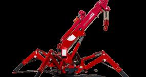 SPYDERCRANE Mini Crawler Offers Unique Spatial Limitations
