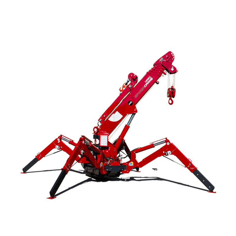 SPYDERCRANE Mini Crawler Offers Unique Spatial Limitations