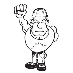 Stop Hand Signal - Crainco Clark